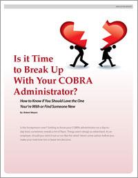 COBRA administration
